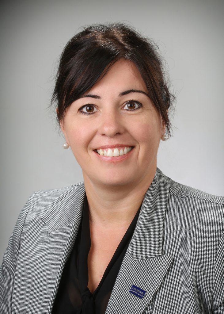 Mélanie Poulin directrice département agricole
