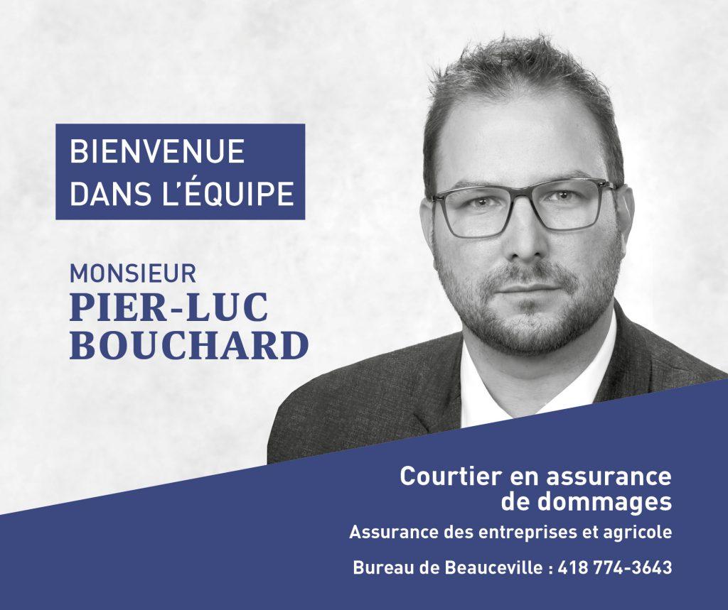 Pier-luc Bouchard courtier Lemieux Assurances